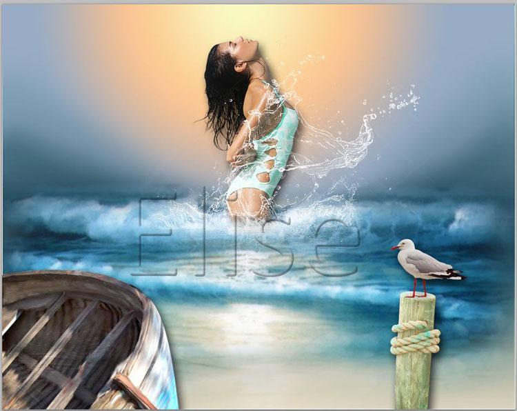 21. Journée  à la mer