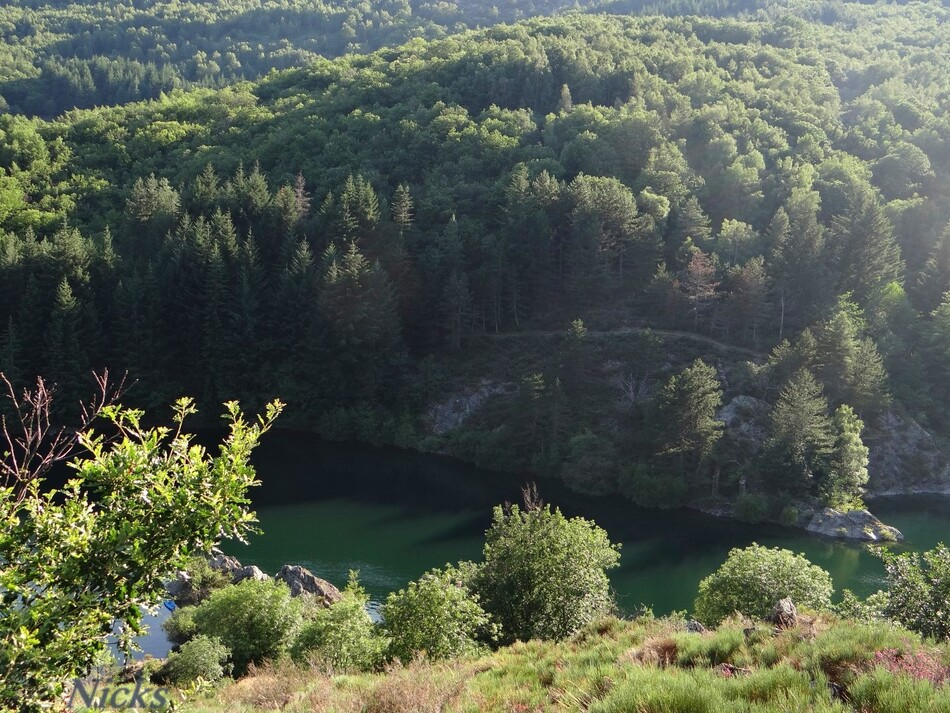 Lac de Villefort.