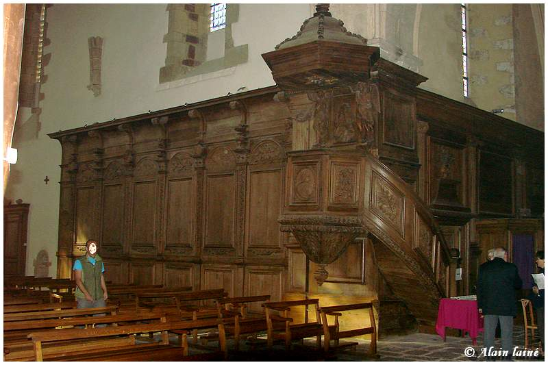 Abbaye de Paimpont - Bretagne (2/2)