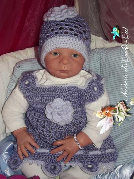 mes tricots sur les reborns