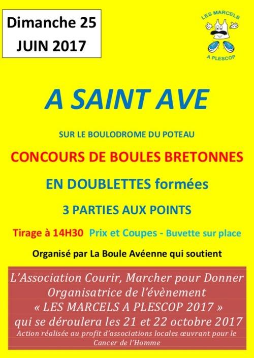 """Concours de Boules """"Les Marcels"""""""