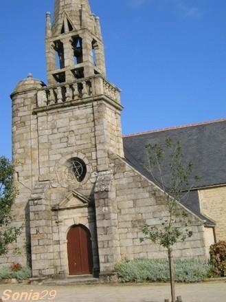 Région Bretagne - Finistère -Nizon 29