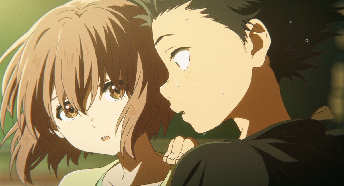 Image result for koe no katachi yuzuru