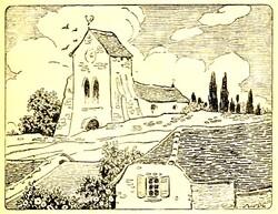 Le coq du clocher