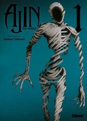 Gamon Sakurai - Ajin Tome 1 : .