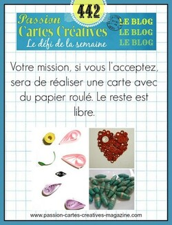Passion Cartes Créatives #442