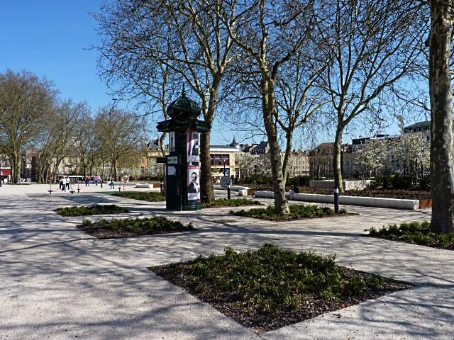 La Nouvelle place de la République de Metz 19 Marc de Metz
