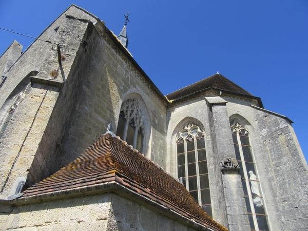 L'église de Nicey