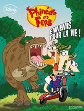 Phinéas et Ferb t1 ennemis pour la vie