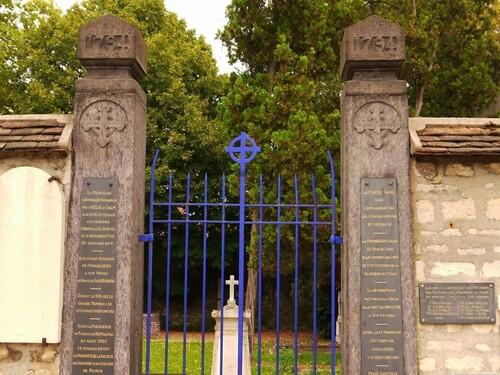 Le cimetière des guillotinés, un lieu d'histoire et de mémoire