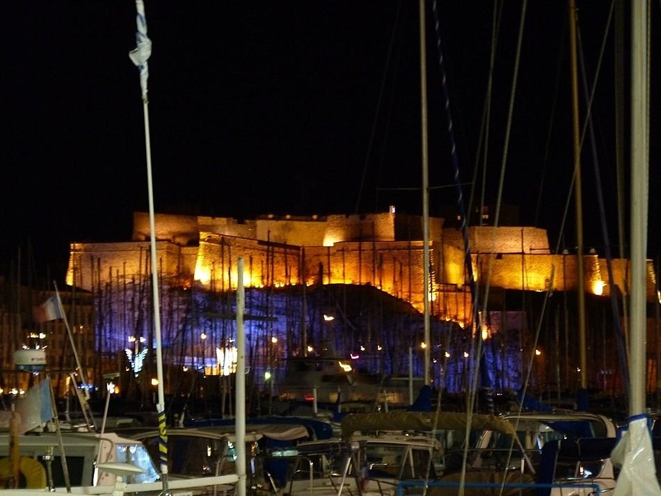 Marseille fort St Nicolas
