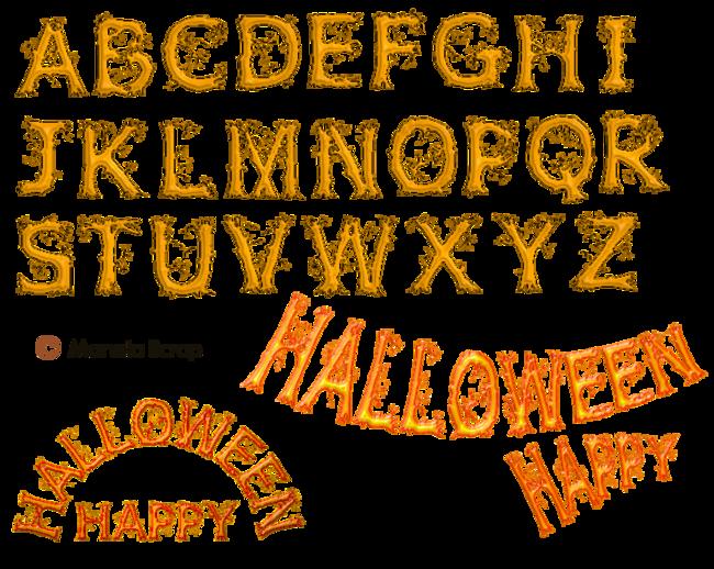 Alpha d'Halloween page 2