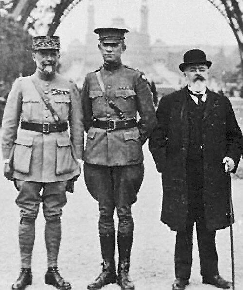 Général Gustave Ferrié : Raconte moi la radio