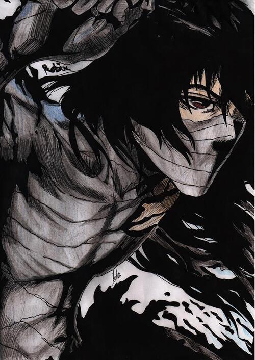 Ichigo Kurosaki ~ by ¤ Elodie - Manga O Ekaki ¤