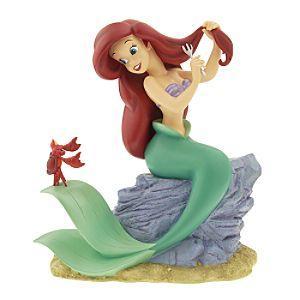 figurines ariel petite sirene