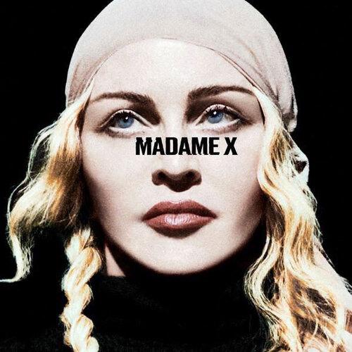 Madame X, 14e album studio de Madonna
