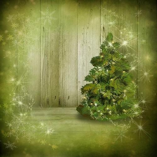 Fonds de Noël Série 14