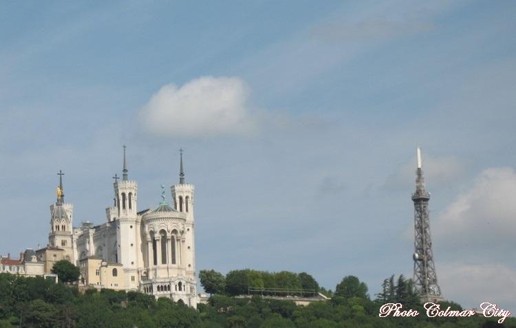 Lyon (69) : Notre-Dame de Fouvière