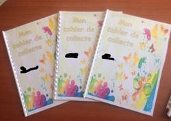 nouveau cahier de collecte
