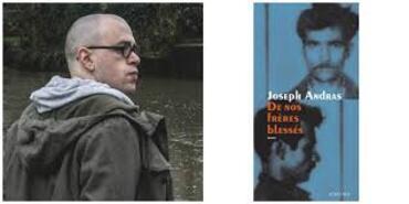 Refus du Goncourt du premier roman - Joseph Andras -