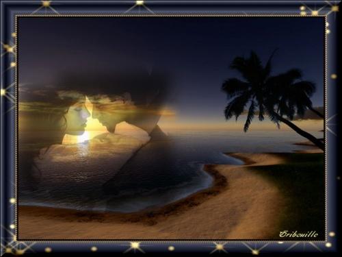 Défi Promenade sur la plage