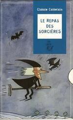 Lecture CE1 : Le repas des sorcières