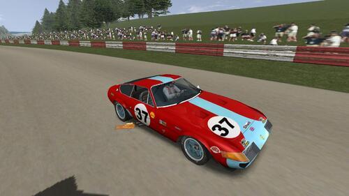 Ferrari Daytona GTB 4 de 1972