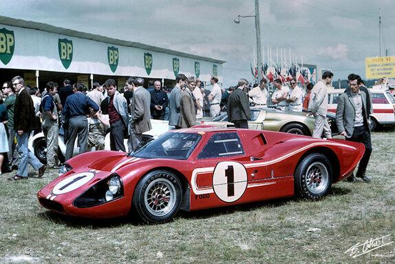 Le Mans 1967