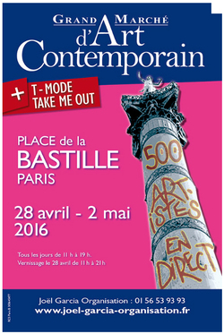 Bastille Mai 2016