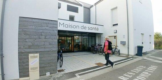 La maison de santé à Groix accueille de nombreux professionnels de santé mais plus de médecins titulaires depuis cet été.