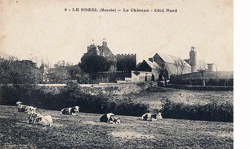 LES REMPARTS DU ROZEL (Manche)