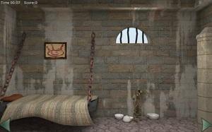 Jouer à Stone dungeon escape