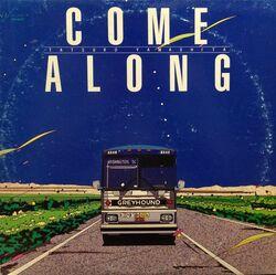 Tatsuro Yamashita - Come Along - Complete LP