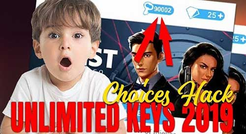 Ways To Earn Keys And Diamonds In Choices: Stories You Play!