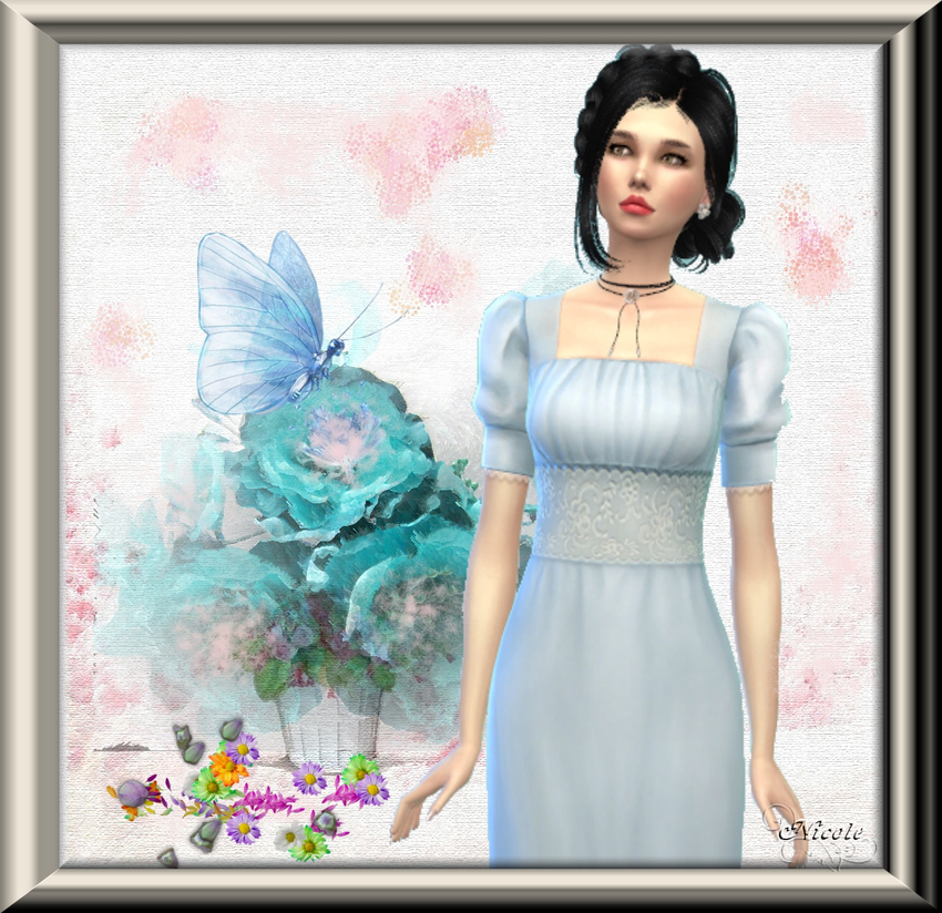 TS4 Sim: Joséphine