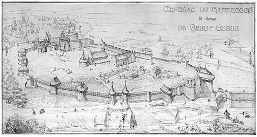 Gilles de Rais et le château de Tiffauges