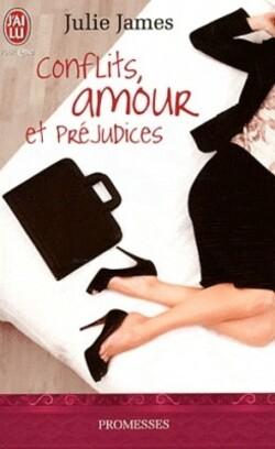Conflits, amour et préjudices - Julie James