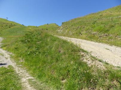 Topo Mont Charvin