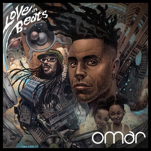 Omar - Love In Beats (2017) [Neo-Soul]
