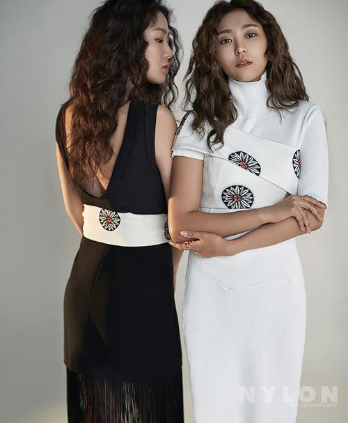Bora et Soyu pour Nylon