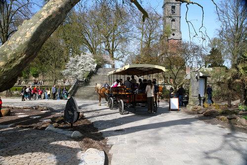 (suite) un jardin  zoologique  unique 'Belgique'