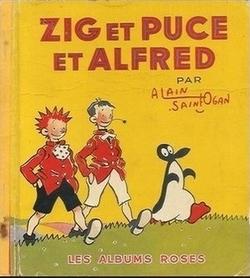 F070 Zig et Puce et Alfred