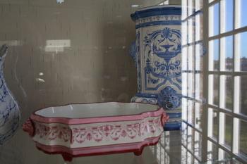 Creil. La maison de la faïence et le musée Gallé-Juillet