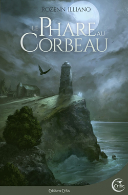 #PLIB2020 : Le phare au corbeau, de Rozenn Illiano
