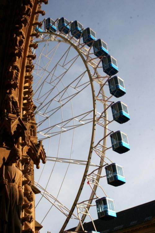 un tour de roue