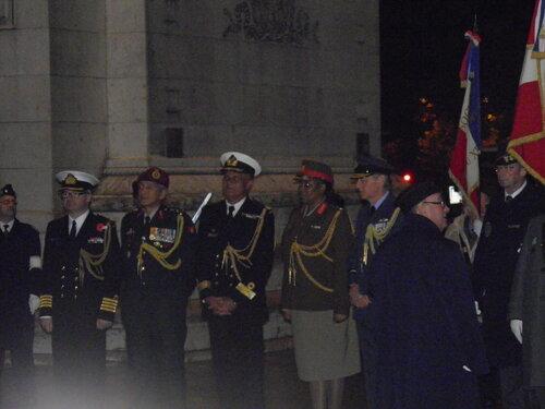 * 16 Novembre - pgotographies de la cérémonie
