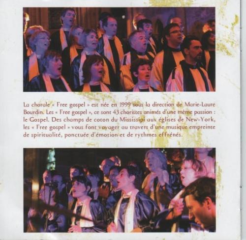 CONCERT GOSPEL - EGLISE DE NOYAL S/V - 12/02/2012 15 h 30