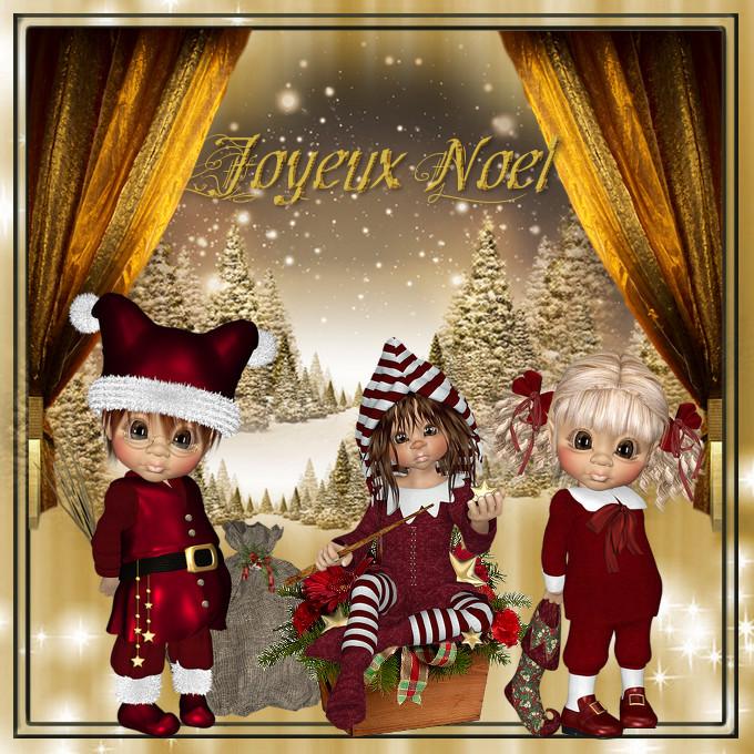 Cartes de Noel