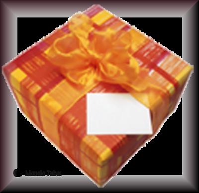 Tube cadeau 2989