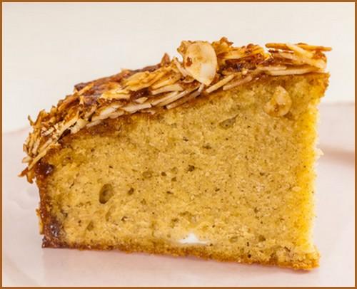 Gâteau danois moelleux et croustillant